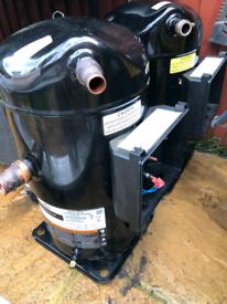 Copeland Scroll Compressor Refrigeration