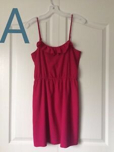 Women's dresses - Sizes S, M, 6, & 8