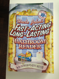 Uncle Johns Bathroom Reader (LIKE NEW)