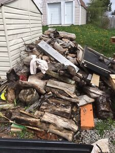 SOLD Free Fire Wood