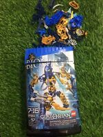 Lego bionicle tarix  57 pieces 8981
