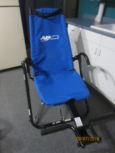 Chaise pour exercices abdominaux