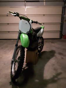 Klx 125 dirt bike obo open to most trades