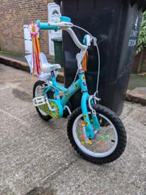 Kids Apollo petal bike 14inch