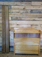 Single Pine Headboard, Footboard and Side Rails - Delivery