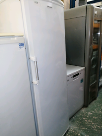 🌊Hotpoint Larder fridge white with warranty at Recyk Appliances