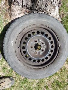 4 pneux