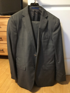 Two Massimo Dutti Suits