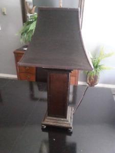 Oriental-style lamp for sale $50 OBO