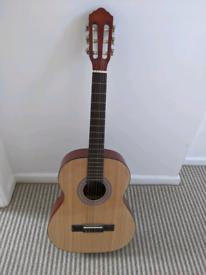 Jose Ferrer 3/4 Guitar Estudiante Classical Acoustic VGC