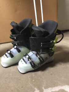 Skis, boots, poles for sale