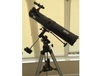 Optus beginners telescope