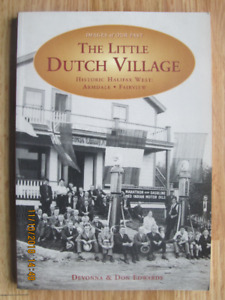 THE LITTLE DUTCH VILLAGE by Devonna & Don Edwards - 2003