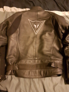 Dainese motorcycle leather