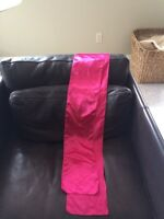 100 hot pink chair wraps