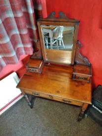 Satinwood Dressing table