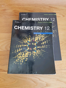 *NEW Nelson Chemistry 12 w/ Study Guide*