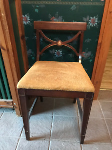 Small Antique Sitting Chair