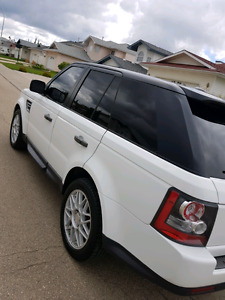 Range Rover Supercharged Sport !!!