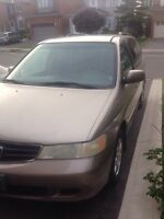 honda odyssey 2003 for sale