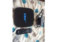Smart now tv box