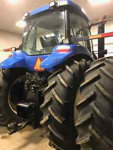 T8010 New Holland Tractor- FWA