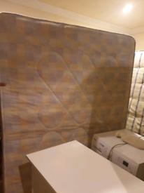 Double mattress £10