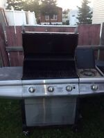 Large Stainless steel BBQ