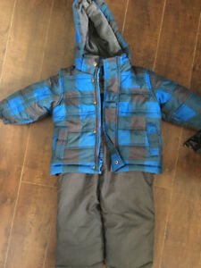 Oshkosh 12 month snowsuit
