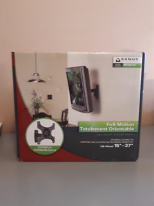 """Sanus MF209-B1 Articulating Wall Mount for 15"""" to 37"""" Displays"""