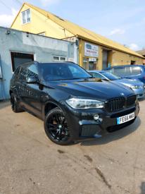 BMW X5 40D M SPORT X DIRVE 2017