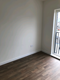 1 unfurnished bedroom flat at new Development Area near Bromhouse