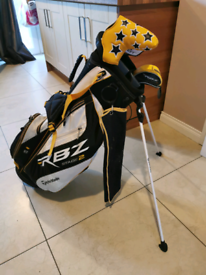 Rbz Stand Bag Plus Headcovers and Towel