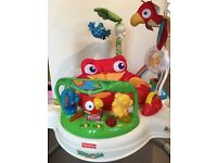 Fisher price Jumperoo Rainforest