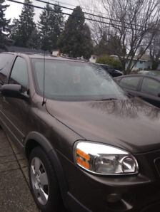 Pontiac Montana SV6 for sale in very good condition