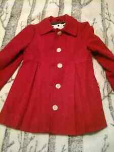 Neuf! Manteau style canadienne 3T