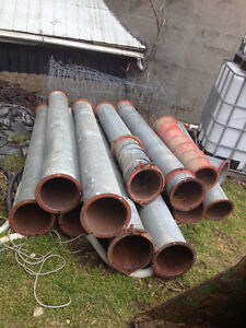 Blower/ Silo Pipes