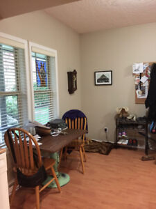 Quiet forested street, ground level 1 bedroom on Bear Mtn