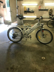 canadian tire electric strong bike