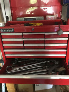 Snap On Tool Boxes and Tools