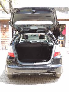 2009 Honda Fit Hatchback For Sale (LOW MILEAGE)