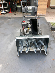 "Snowblower 26"" heavy duty"