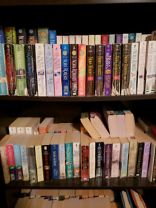 Nora Roberts Book Collection