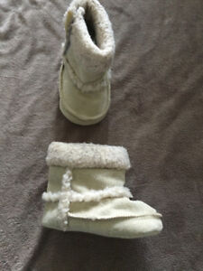 Size 1-2 booties