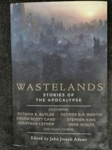 Wastelands Book - Stories of the Apocalypse