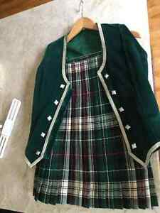 Highland Kilt and Vest