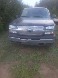 Reduced 2006 chev 1500 not a 4x4.
