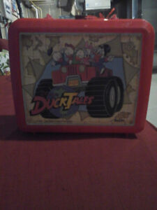 Duck Tales Lunchbox & Thermos