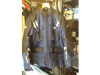 HEIN GERICKE M/cycle jacket