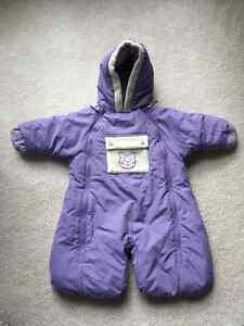 Bunting Bag / Snow Suit - NWOT